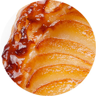 Tarte Tatin (apple)