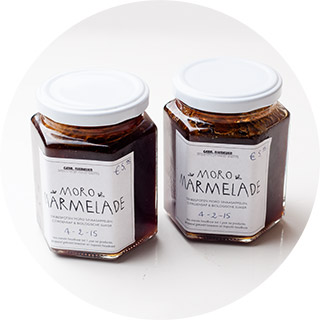 Moro-Marmalade / Homemade Fig Jam