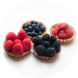 Tartelette fruit