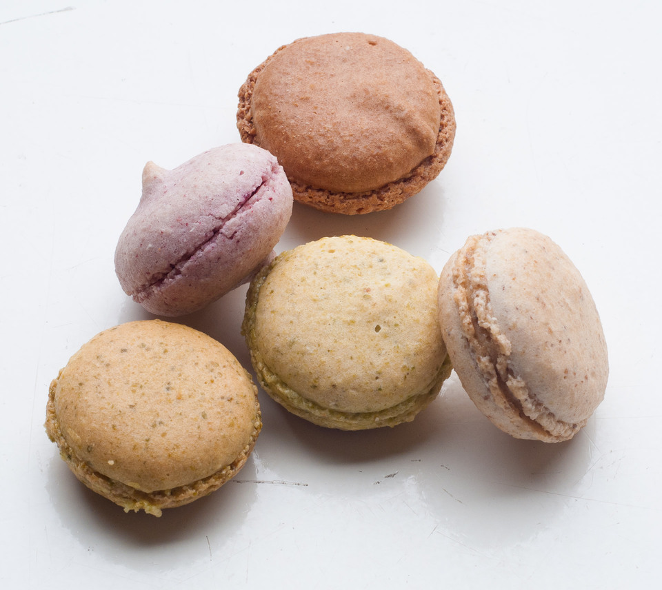 Recipe: Macarons